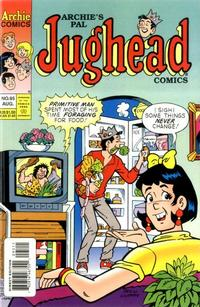 Cover Thumbnail for Archie's Pal Jughead Comics (Archie, 1993 series) #95