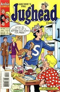 Cover Thumbnail for Archie's Pal Jughead Comics (Archie, 1993 series) #99