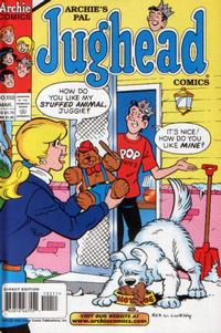 Cover Thumbnail for Archie's Pal Jughead Comics (Archie, 1993 series) #102