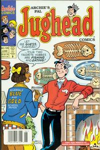 Cover Thumbnail for Archie's Pal Jughead Comics (Archie, 1993 series) #105 [Newsstand]