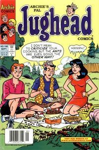 Cover Thumbnail for Archie's Pal Jughead Comics (Archie, 1993 series) #108