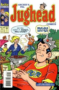 Cover Thumbnail for Archie's Pal Jughead Comics (Archie, 1993 series) #109