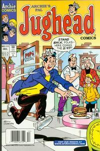 Cover Thumbnail for Archie's Pal Jughead Comics (Archie, 1993 series) #111