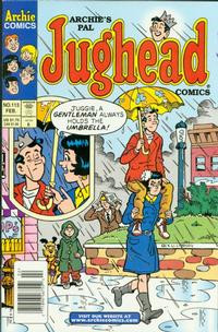 Cover Thumbnail for Archie's Pal Jughead Comics (Archie, 1993 series) #113