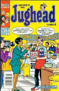 Cover Thumbnail for Archie's Pal Jughead Comics (Archie, 1993 series) #116