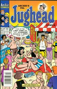 Cover Thumbnail for Archie's Pal Jughead Comics (Archie, 1993 series) #120