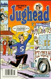 Cover Thumbnail for Archie's Pal Jughead Comics (Archie, 1993 series) #122