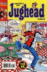 Cover Thumbnail for Archie's Pal Jughead Comics (Archie, 1993 series) #124