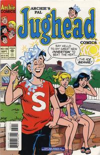 Cover Thumbnail for Archie's Pal Jughead Comics (Archie, 1993 series) #130