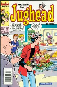 Cover Thumbnail for Archie's Pal Jughead Comics (Archie, 1993 series) #132