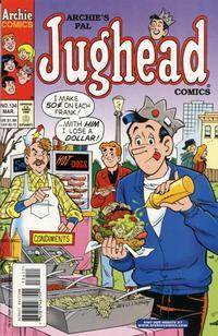 Cover Thumbnail for Archie's Pal Jughead Comics (Archie, 1993 series) #134
