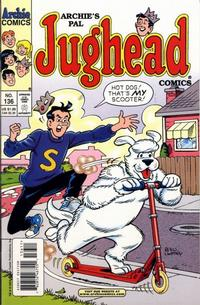 Cover Thumbnail for Archie's Pal Jughead Comics (Archie, 1993 series) #136