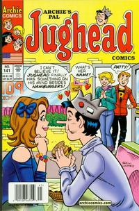 Cover Thumbnail for Archie's Pal Jughead Comics (Archie, 1993 series) #141