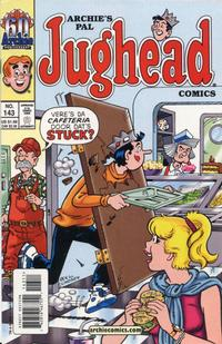 Cover Thumbnail for Archie's Pal Jughead Comics (Archie, 1993 series) #143