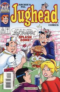 Cover Thumbnail for Archie's Pal Jughead Comics (Archie, 1993 series) #144