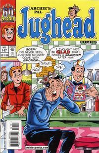 Cover Thumbnail for Archie's Pal Jughead Comics (Archie, 1993 series) #147