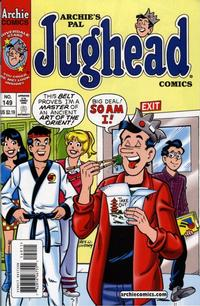Cover Thumbnail for Archie's Pal Jughead Comics (Archie, 1993 series) #149