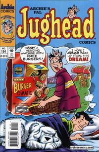 Cover Thumbnail for Archie's Pal Jughead Comics (Archie, 1993 series) #154 [Direct Edition]
