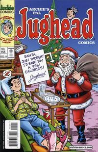 Cover Thumbnail for Archie's Pal Jughead Comics (Archie, 1993 series) #155