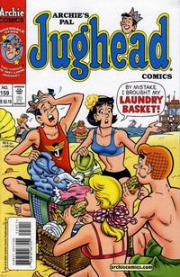 Cover Thumbnail for Archie's Pal Jughead Comics (Archie, 1993 series) #159 [Direct Edition]