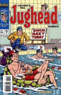 Cover Thumbnail for Archie's Pal Jughead Comics (Archie, 1993 series) #160