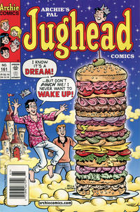 Cover Thumbnail for Archie's Pal Jughead Comics (Archie, 1993 series) #161 [Newsstand]