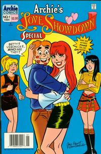 Cover Thumbnail for Archie's Love Showdown Special (Archie, 1994 series) #1