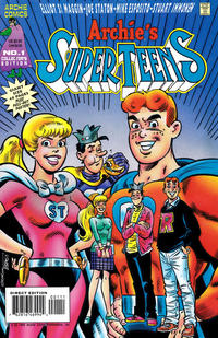 Cover Thumbnail for Archie's Super Teens (Archie, 1994 series) #1