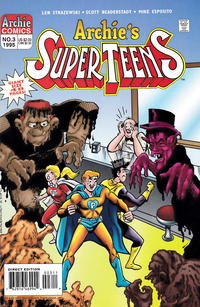 Cover Thumbnail for Archie's Super Teens (Archie, 1994 series) #3