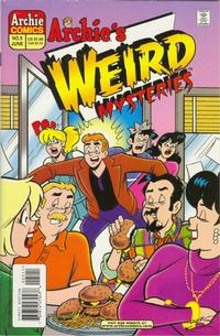 Cover Thumbnail for Archie's Weird Mysteries (Archie, 2000 series) #5 [Direct Edition]