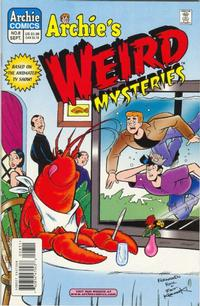 Cover Thumbnail for Archie's Weird Mysteries (Archie, 2000 series) #8