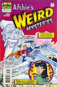 Cover Thumbnail for Archie's Weird Mysteries (Archie, 2000 series) #18