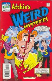 Cover Thumbnail for Archie's Weird Mysteries (Archie, 2000 series) #19