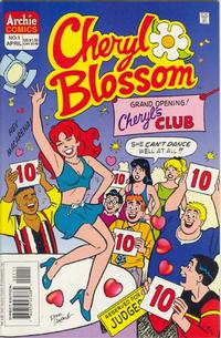 Cover Thumbnail for Cheryl Blossom (Archie, 1997 series) #1 [Direct Edition]