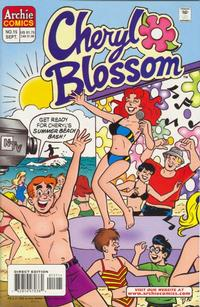 Cover Thumbnail for Cheryl Blossom (Archie, 1997 series) #15