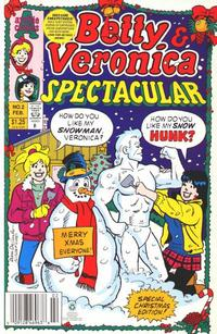 Cover Thumbnail for Betty and Veronica Spectacular (Archie, 1992 series) #2