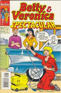 Cover Thumbnail for Betty and Veronica Spectacular (Archie, 1992 series) #22
