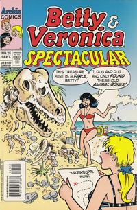 Cover Thumbnail for Betty and Veronica Spectacular (Archie, 1992 series) #25