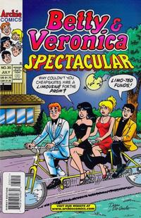 Cover Thumbnail for Betty and Veronica Spectacular (Archie, 1992 series) #30