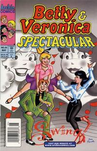 Cover Thumbnail for Betty and Veronica Spectacular (Archie, 1992 series) #35