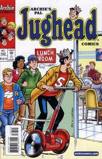Cover Thumbnail for Archie's Pal Jughead Comics (Archie, 1993 series) #163