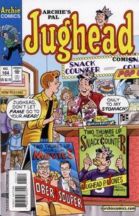Cover Thumbnail for Archie's Pal Jughead Comics (Archie, 1993 series) #164