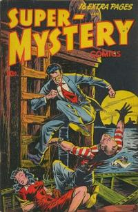 Cover Thumbnail for Super-Mystery Comics (Ace Magazines, 1940 series) #v7#3