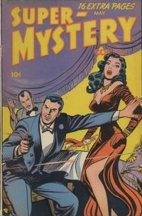 Cover Thumbnail for Super-Mystery Comics (Ace Magazines, 1940 series) #v7#5