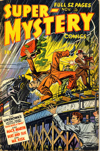 Cover Thumbnail for Super-Mystery Comics (Ace Magazines, 1940 series) #v8#2