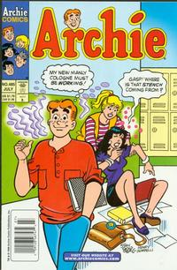 Cover Thumbnail for Archie (Archie, 1959 series) #485