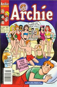 Cover Thumbnail for Archie (Archie, 1959 series) #486