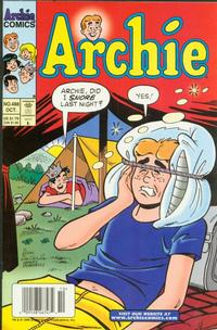 Cover Thumbnail for Archie (Archie, 1959 series) #488
