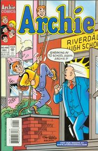 Cover Thumbnail for Archie (Archie, 1959 series) #490 [Direct]