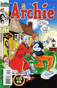 Cover Thumbnail for Archie (Archie, 1959 series) #491